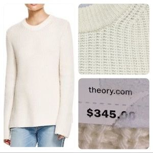 NWT! Theory Barda Fine Haven Sweater